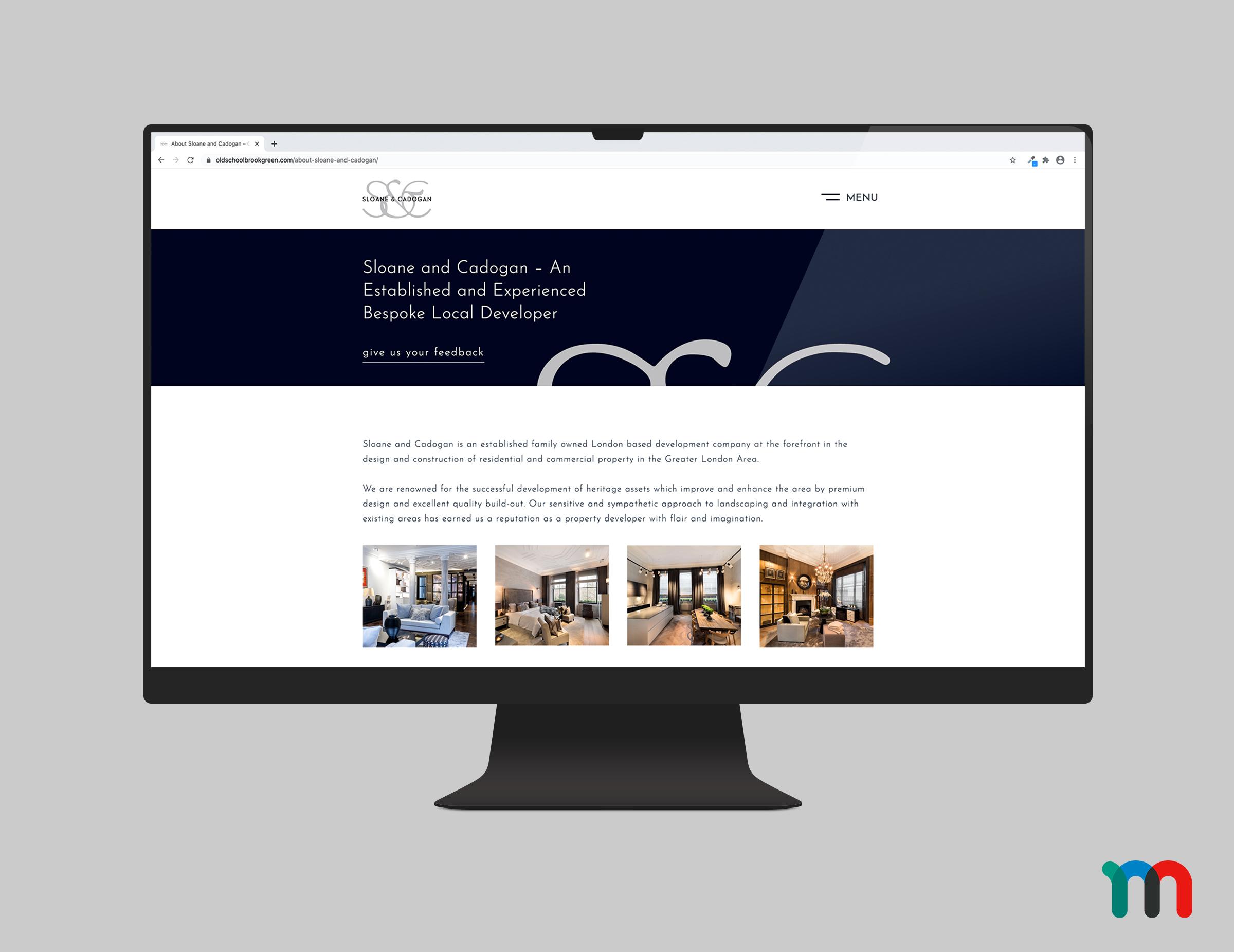 Calcom Website 1