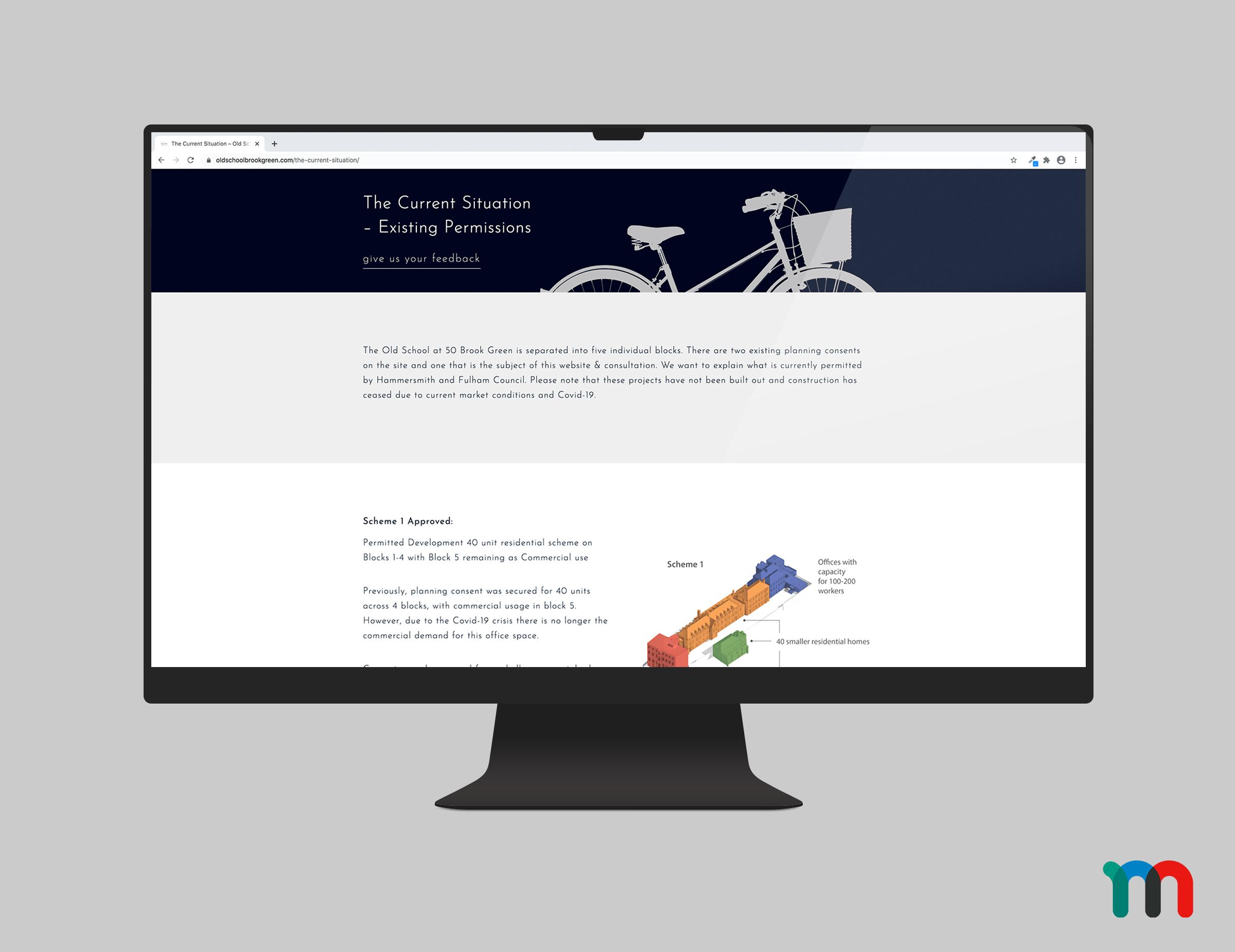 Calcom Website 2